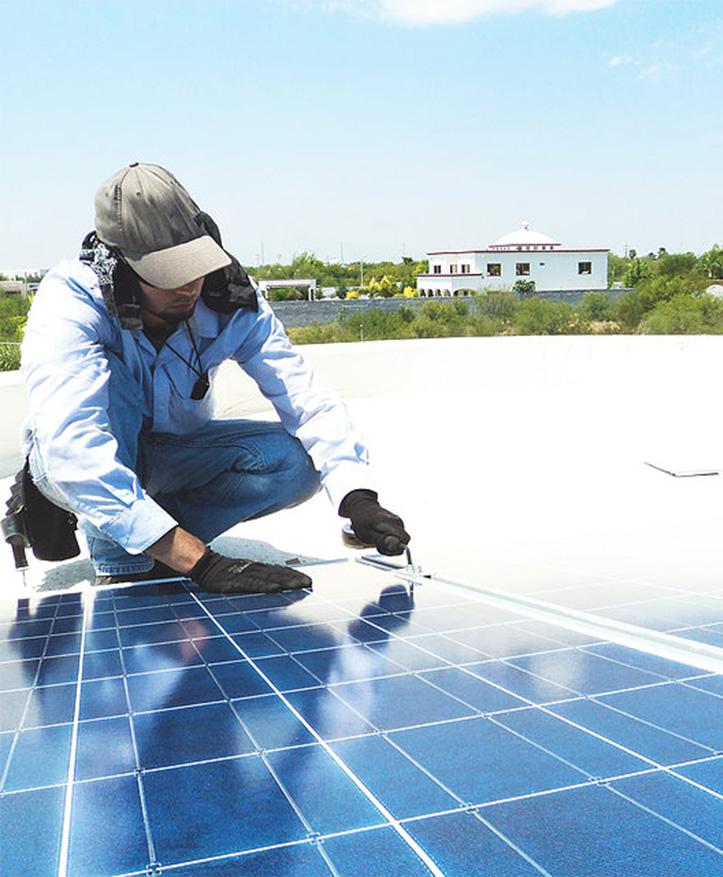 Solar power optimization